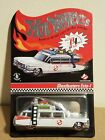 Hot Wheels Red Line Club RLC Ghostbusters Ecto 1