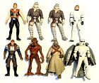 CHOOSE 1996 Star Wars Power of the Force II SOTE  Action Figures  Kenner
