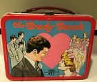 VINTAGE 1970 THE BRADY BUNCH METAL LUNCH BOX NO THERMOS ORIGINAL OWNER