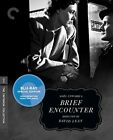 Brief Encounter 1945 The Criterion Collection BLU RAY NEW
