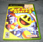 Pac-Man World 3 (Microsoft Xbox, 2005) Tested works - used no book