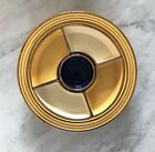 Vintage Fiesta Relish Tray With Gold Stripes