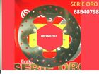 DISC REAR BRAKE BREMBO 68B40798 MALAGUTI PASSWORD CK 250 2011 2012 2013
