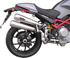 Marving Racing Steel Exhaust- Ducati Monster S4R-S4RS Testastretta
