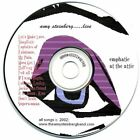 Live: Emphatic at the Attic Audio CD