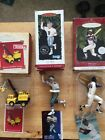 3 Vintage Hallmark Christmas Ornaments Tonka NFL Aikman MLB Hank Aaron Hall Mark
