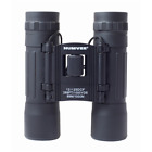 Humvee 12X25 Compact Binocular Ruby Red Glass Lenses Black Rubber Coating