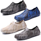 Mens Water Shoes Outdoor Beach Swim Sandals Hole Casual Sneakers Slip On Hot