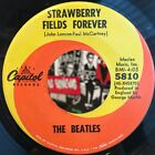 The Beatles Strawberry Fields Forever 45  Scranton Press 257 Corrected Time