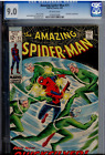 Amazing Spider-Man #71 CGC 9.0 Off-WHITE pages, Quicksilver