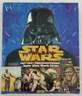 1997 Topps Star Wars Trilogy Widevision Japanese Super Wide Cards Sealed Box