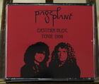 Led Zeppelin Jimmy Page & Plant 1998 Eastern Bloc Tour Poland & Czech Republic