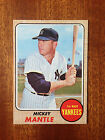 Comprehensive Guide to 1960s Mickey Mantle Cards 201