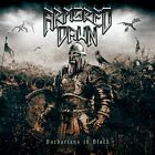 Barbarians In Black Armored Dawn Audio CD