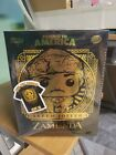 "GOLD Akeem ""COMING TO AMERICA"", POP, BUNDLE Sealed=Target Exclusive XL T-SHIRT"