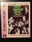 Night of the Living Dead Poster Due Emme Italian 3x4