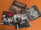 CRASHDIET- Lot of CDs  ( 4 Cds Limited Editions )