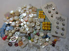 VINTAGE PEARL BUTTONS/ DIMI / SMALL/ SETS +
