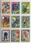 1990 Marvel Universe: Series 1 (Impel) COMPLETE SET of 162