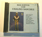Rare CD - Mas Exitos Con CHALINO SANCHEZ 2001 SEALED OOP Musart Mexico