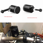 Aluminum Motorcycle Front Brake Clutch Thank Cylinder Fluid Oil Reservoir Cup