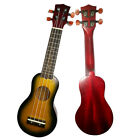 17  mini 4 Strings spruce mahogany pocket Ukulele Stringed Musical Instrument