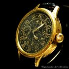 Louis Ulysse Chopard Vintage Mens Wrist Watch LUC Regulateur Men's Wristwatches