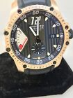 Chopard Superfast Power Control 18k Rose Gold Automatic Mens Watch 16/1291 New
