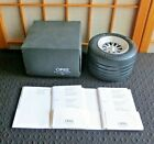 ORIS WILLIAMS F1 TEAM WATCH TIRE BOX ONLY WITH PAPERS