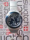 Swatch Reflecting Numbers YGS4028AG 2006  Irony Big 37mm Aluminium