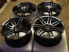 """Genuine Audi 20"""" A5 S5 Alloy Wheels (Dark Edition) x4 Q5 , RS4 , RS6, RS5"""
