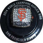 San Francisco Giants Give Fans 2014 World Series Ring Replicas in Stadium Giveaway 3