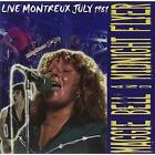 Live Montreux July 1981 Maggie Bell and Midnight Flyer Audio CD