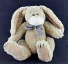 Boyds Bear Archive Collection Beige Bunny Rabbit Jointed Stuffed Animal Plush