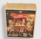 Members Mark 48 Piece Bethlehem Christmas Village Nativity Electric Lights Set