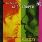 Alice Cooper - Mascara and Monsters: The Best of Alice Cooper CD NEW