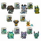 Funko POP! Monsters - Wetmore Forest S1 Figures -SET OF 8 (Grumble, Mulch, Slog+