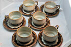 475 Bing & Grondahl B&G Mexico Five 5 Cup & Saucer Sets 10 Pieces Total