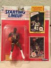 Unopened! Collect 1990 NBA Basketball Starting Lineup James Worthy Action Figure