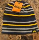 NEW Nike 6.0 Beanie Knit Hat STARLIGHT Stripes Youth 8/20