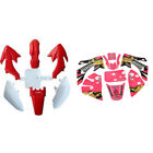 Plastic Fairing Fender Sticker for Honda XR50 CRF50 50cc 90 110cc 125cc Pit Bike