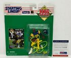 Jerome Bettis Signed Los Angeles Rams 1995 Football Starting Lineup PSA 8A55398