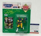 Jerome Bettis Signed Los Angeles Rams 1995 Football Starting Lineup PSA 8A55394