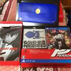PERSONA 5 20th Anniversary Edition set All Time Best Album CD 5 Disc Illustrator