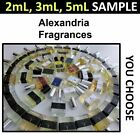 Alexandria Fragrances - Inspirations - YOU CHOOSE - 5mL Decant SAMPLE Atomizer