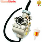 CARBURETOR FOR 50CC GUIHAO QUAD AND BAJA 49CC 50CC DIRT BIKE w FREE FUEL FILTER