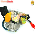 PERFORMANCE CARBURETOR CARB FOR GY6 49CC 50CC SCOOTER MOPED BIKE ATV QUAD