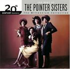 The Pointer Sisters - 20th Century Masters: Best of The Pointer Sisters CD NEW
