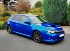 SUBARU IMPREZA 25 WRX S SCOOBY WRXS WRX S WORLD RALLY BLUE 2010 HATCH PRODRIVE