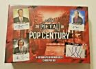 2018 Leaf Metal Pop Century Factory Sealed Hobby Box 4 Auto's